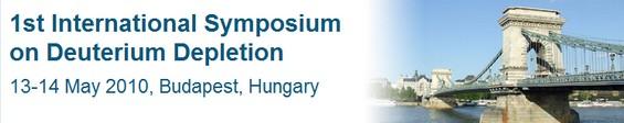 Interviews - 1st International Symposium on Deuterium Depletion