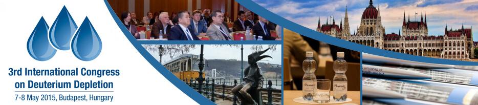 Interviews - 3rd International Congress on Deuterium Depletion